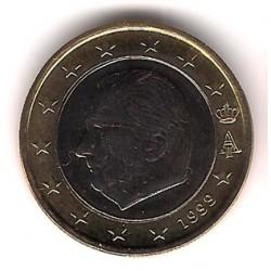 Bélgica. 1999. 1 Euro (SC)