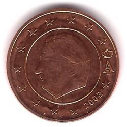 Bélgica. 2003. 5 Céntimos (SC)