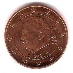 Bélgica. 2011. 5 Céntimos (SC)