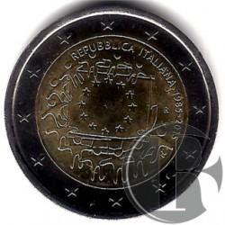 Italia. 2015. 2 Euro (SC)