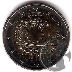 Malta. 2015. 2 Euro (SC)