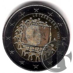 Luxemburgo. 2015. 2 Euro (SC)