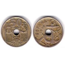 Estado Español. 1949*(19-56). 50 Céntimos (BC)