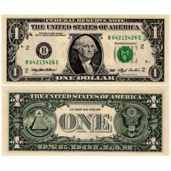 (190) Estados Unidos de América. 1993. 1 Dollar (SC)