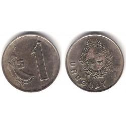 (74) Uruguay. 1980. 1 Nuevo Peso (MBC+)