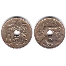 Estado Español. 1949*(19-54). 50 Céntimos (MBC)