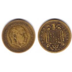 Estado Español. 1947*(19-50). 1 Peseta (BC)