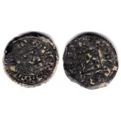 Carlos I. 1516-58. Pugesa (RC) Ceca de Lérida