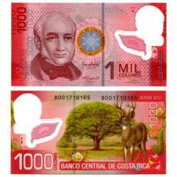 (274b) Costa Rica. 2013. 1000 Colones (SC)
