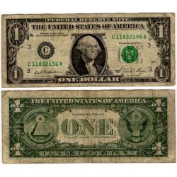 (468a) Estados Unidos de América. 1981. 1 Dollar (RC+)