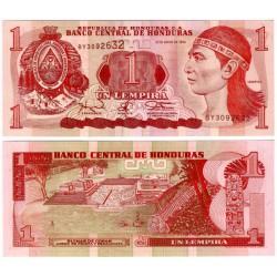 (76) Honduras. 1994. 1 Lempira (SC)