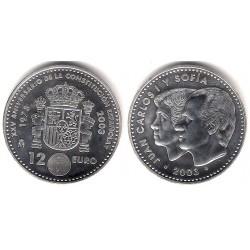 España. 2003. 12 Euro (SC)