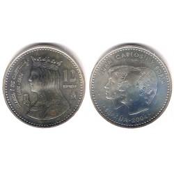 España. 2004. 12 Euro (SC)