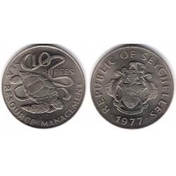 (37) Seychelles. 1977. 10 Rupees (SC)