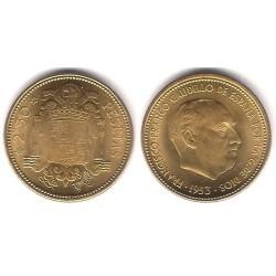 Estado Español. 1953*(19-54). 2½ Pesetas (SC)