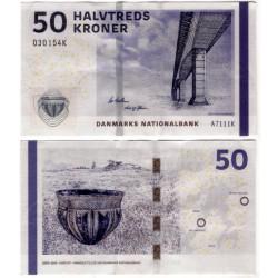 (65d) Dinamarca. 2011. 50 Kroner (EBC)