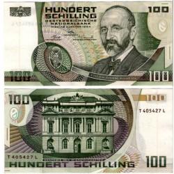(150) Austria. 1986. 100 Schilling (EBC+)