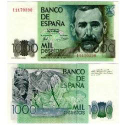 España. 1979. 1000 Pesetas (SC) Serie I