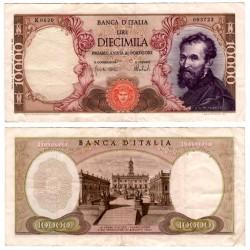 (97f) Italia. 1973. 10000 Lira (MBC)