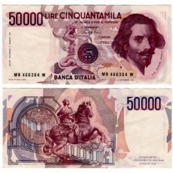 (113a) Italia. 1984. 50000 Lira (MBC)