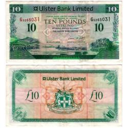 (341a) Irlanda del Norte. 2008. 10 Pounds (MBC)