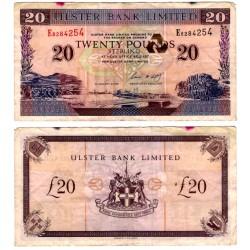 (337e) Irlanda del Norte. 2006. 20 Pounds (BC+)