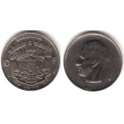 (155.1) Bélgica. 1970. 10 Francs (SC)