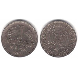 (110) Alemania. 1963(G). 1 Mark (BC+)