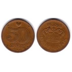 (866.2) Dinamarca. 1998. 50 Ore (MBC)