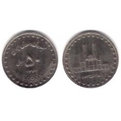 (A260) Irán. 1998/1377. 50 Rials (MBC+)