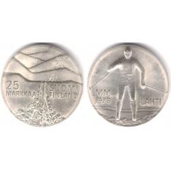 (56) Finlandia. 1978. 25 Markkaa (EBC) (Plata)