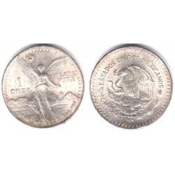 (494.1) Estados Unidos Mexicanos. 1986. 1 Onza (EBC) (Plata)