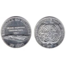 (228) Filipinas. 1979. 25 Piso (SC-) (Plata)