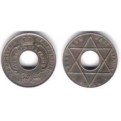 (7) África del Oeste Británica. 1914. 1/10 Penny (MBC)
