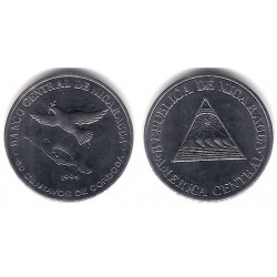 (83) Nicaragua. 1994. 50 Centavos (SC)