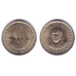 (24.2) Nicaragua. 1965. 5 Centavos (SC)