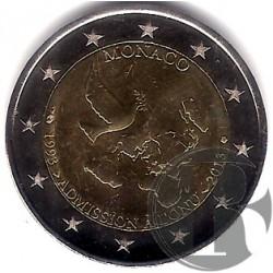 Mónaco 2013 2 Euro (SC)