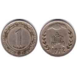 (104.1) Algeria. 1972. 1 Dinar (BC+)