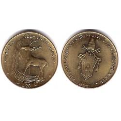 (120) Ciudad del Vaticano. 1977. 20 Lira (SC)