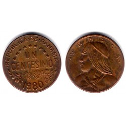 (22) Panamá. 1980. 1 Centesimo (EBC)