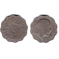 (97) Iraq. 1933. 4 Fils (BC)