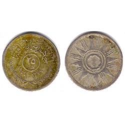 (122) Iraq. 1959. 25 Fils (RC)