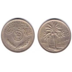 (127) Iraq. 1975. 25 Fils (MBC)