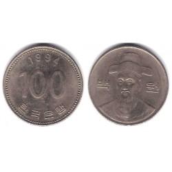 (35.2) Corea del Sur. 1994. 100 Won (MBC)