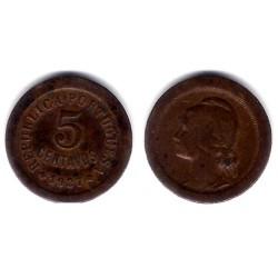 (572) Portugal. 1927. 5 Centavos (MBC)