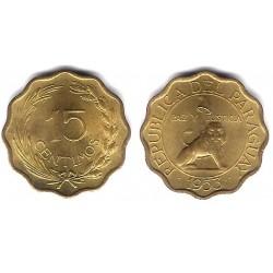 (26) Paraguay. 1953. 15 Centimos (SC)
