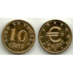 España. 1998. 10 Céntimos (SC) Prueba Churriana