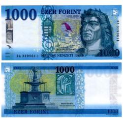 Hungria. 2018. 1000 Forint (SC)