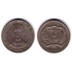 (48) República Dominicana. 1979. 10 Centavo (BC)