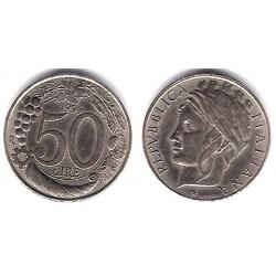 (183) Italia. 1996. 50 Lira (MBC)